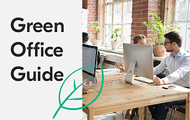 Green Office Guide  - save while going green