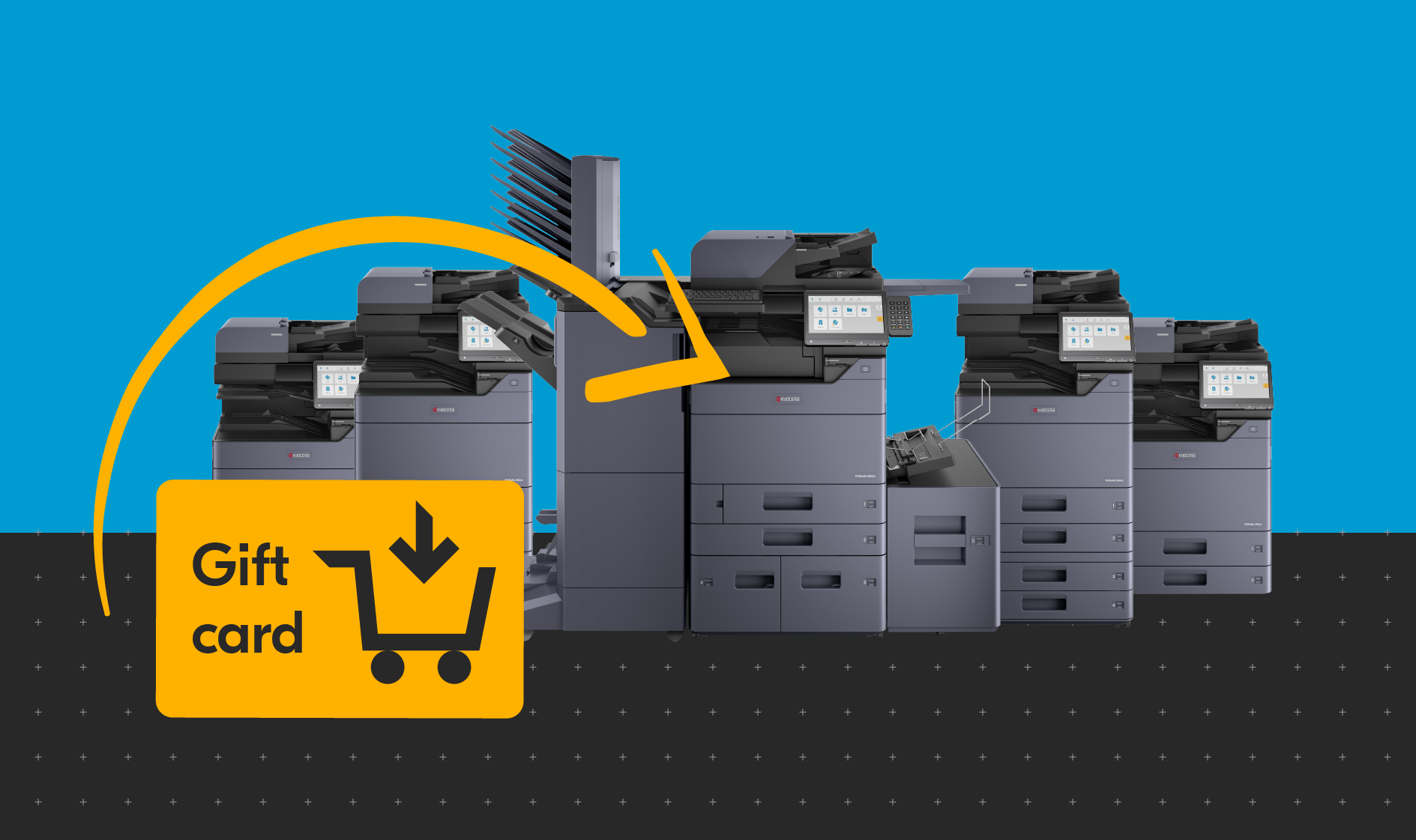 Kyocera TASKalfa Multifunction Printer Offer