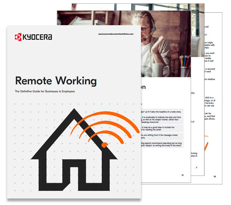 Download the Remote Working: The Definitive Guide for Businesses & Employees