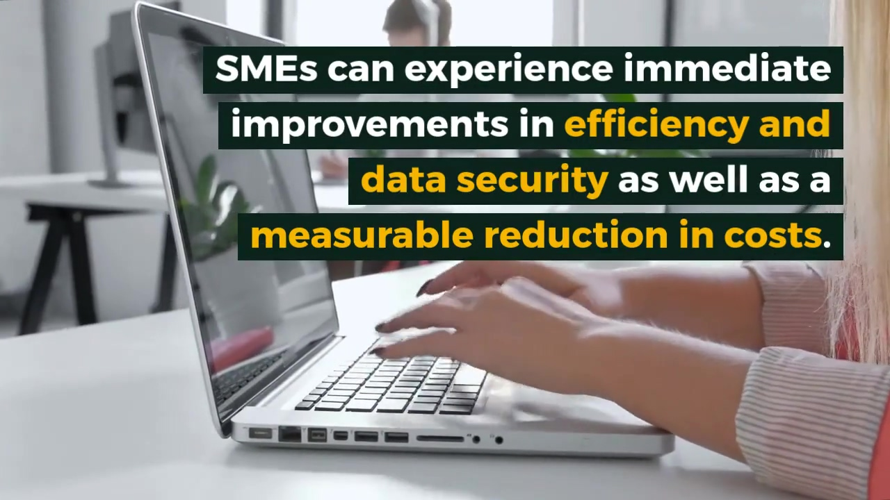 How SMEs can benefit from an ECM solution