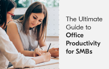 Kyocera guide to office productivity for SMBs